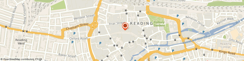 Route/map/directions to River Island - Reading, RG1 2AA Reading, 52-53 Broad Street