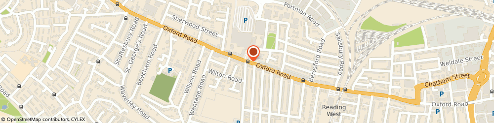 Route/map/directions to Ibis Furniture & Carpets, RG30 1AQ Reading, 352-354 Oxford Rd