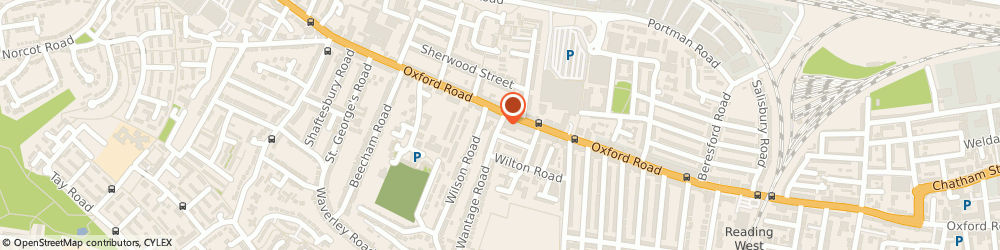 Route/map/directions to Advancedit-Services Ltd, RG30 2SE Reading, 6 WANTAGE ROAD