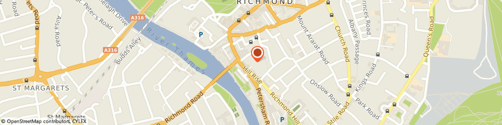 Route/map/directions to Magic Of Motoring Limited, TW10 6UD Richmond, INDIGO HOUSE, HOLBROOKE PLACE