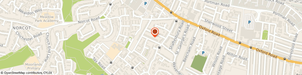 Route/map/directions to Allwood Sash Windows, RG30 2PE Reading, 16 Brisbane Rd