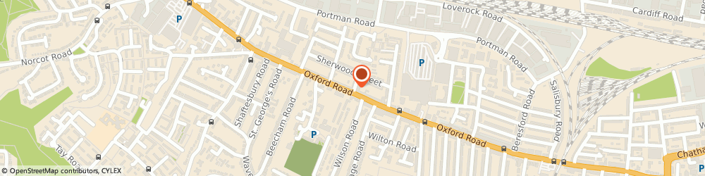 Route/map/directions to Taxassist Accountants, RG30 1EG Reading, 530 Oxford Road