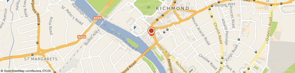 Route/map/directions to Revolution Bar Revolution Richmond, TW9 1EH Richmond, 4 Whittaker Avenue