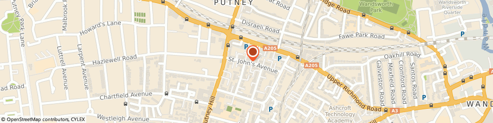 Route/map/directions to FLOOR SANDING ESSEX, CM1 3DZ London, 17 St Johns Green