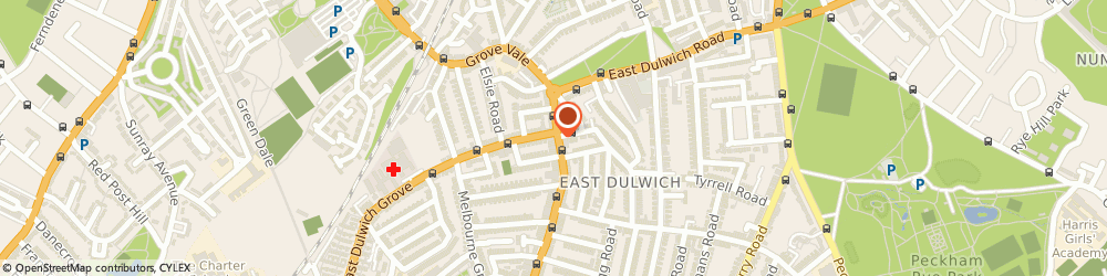 Route/map/directions to White Stuff East Dulwich, SE22 8HJ London, 28-30 Lordship Lane