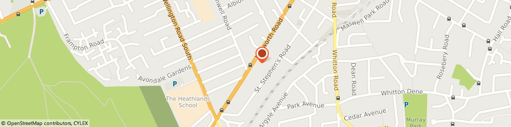 Route/map/directions to Expert Advisors Limited, TW3 3SN Hounslow, 390 HANWORTH ROAD