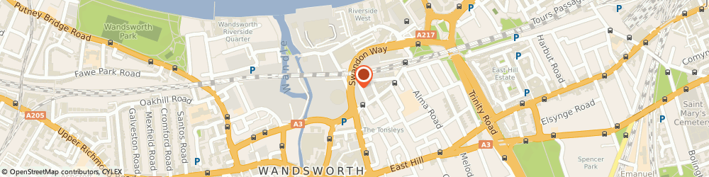 Route/map/directions to Legend Exhibitions, SW18 1SL London, 6 Morie Street