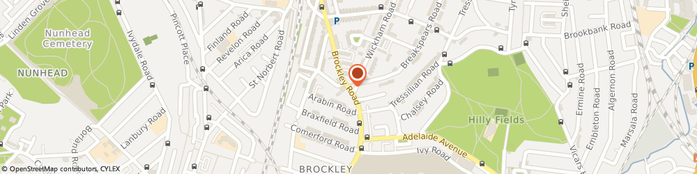Route/map/directions to FixGenie - Mobile Phone Repairs Brockley, SE4 2SF London, 252 Brockley Rd