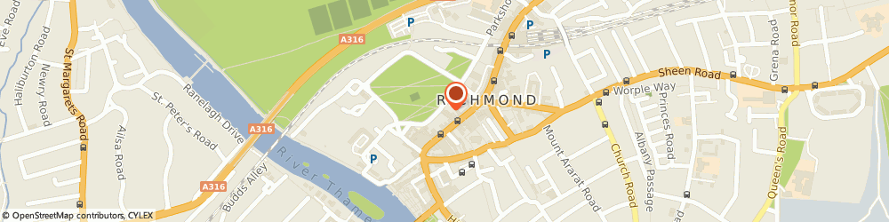 Route/map/directions to Toko, TW9 1HH Richmond, 18 Brewers Lane