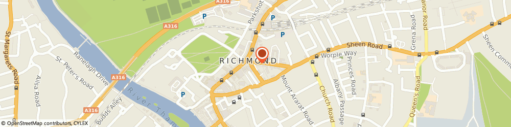 Route/map/directions to Timpson Mobile Locksmiths - Richmond, TW9 1AD Richmond, 9 Sheen Road