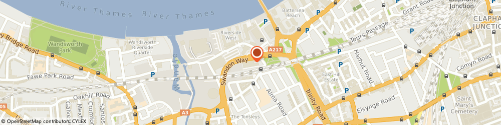 Route/map/directions to We Buy Any Car Wandsworth, SW18 1EW London, POD building on Homebase Car Park