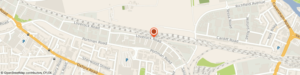 Route/map/directions to AGA Shops & Distributors, RG30 1DZ Reading, 9D Loverock Road