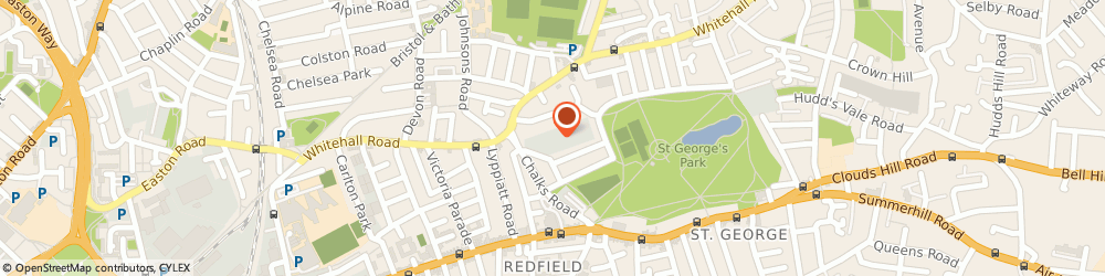 Route/map/directions to Cromadex, BS5 7AB Bristol, 3 Bush Ind Est Hammersmith Rd