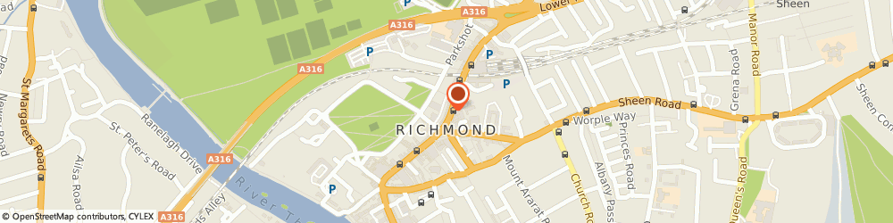Route/map/directions to Vision Express Opticians - Richmond, TW9 1BP Richmond, 10 The Quadrant