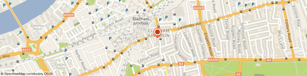 Route/map/directions to Inca Production, SW11 1TN London, 7-11 St. John's Hill