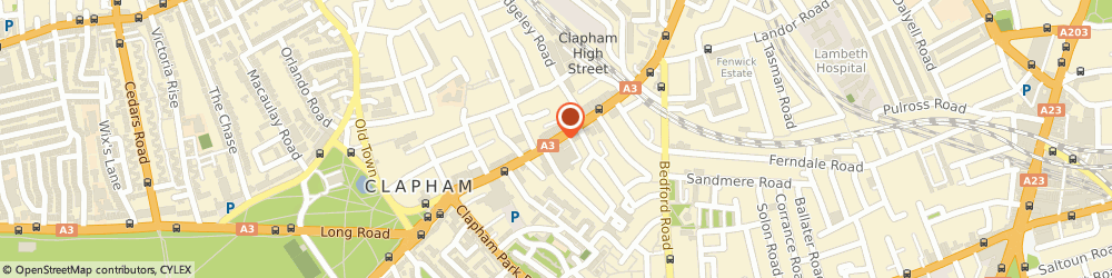 Route/map/directions to Regalia For K Shoes, SW4 7UL London, 80, CLAPHAM HIGH STREET