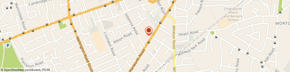 Route/map/directions to Accident Claims Help Time Ltd, TW3 3UD Hounslow, Unit 7, Hounslow Business Park, Alice Way