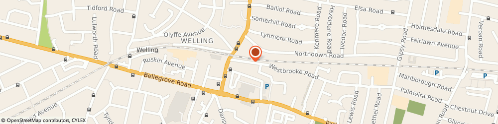 Route/map/directions to Slimming World Ltd, DA16 1QJ Welling, NEW ROAD