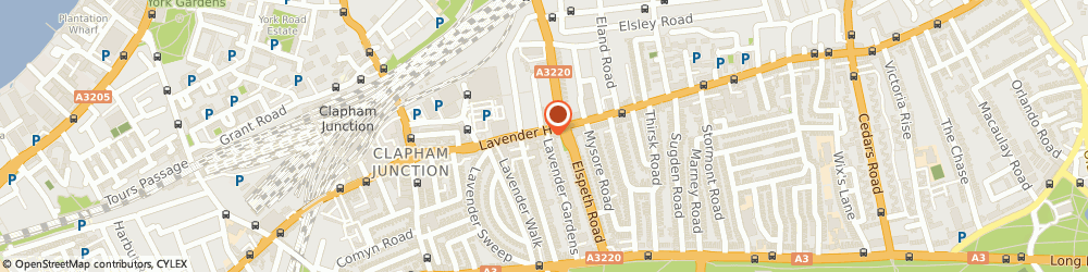 Route/map/directions to Barnard Marcus Estate Agents, SW11 1JW London, 235-237 Lavender Hill