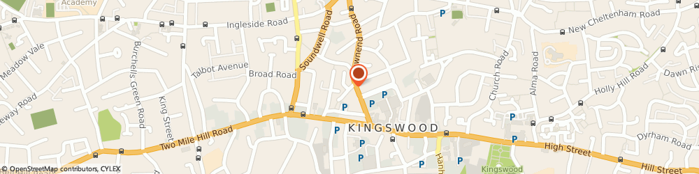Route/map/directions to JPA Windows, BS15 1RW Bristol, 4 Maple Court, Alsop Road