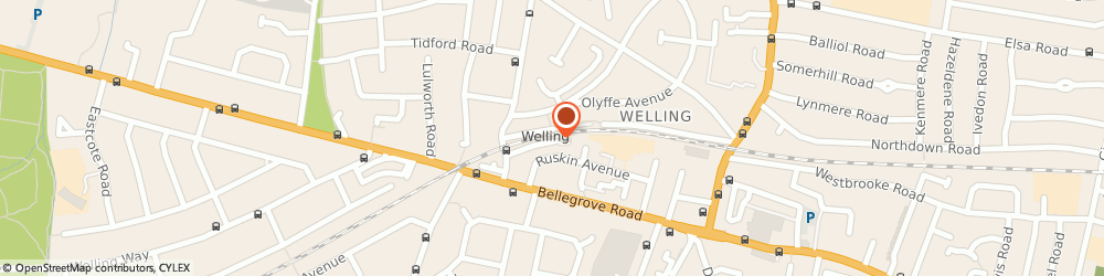 Route/map/directions to Orchard Fencing Ltd WELLING, DA16 3AT Welling, Stephenson Close