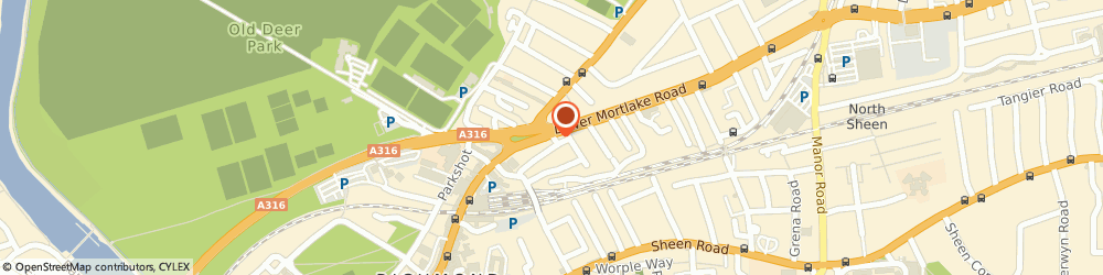 Route/map/directions to Imagine Cruising, TW9 2JA Richmond, 2Nd Floor Nucleus House, 2 Lower Mortlake Road