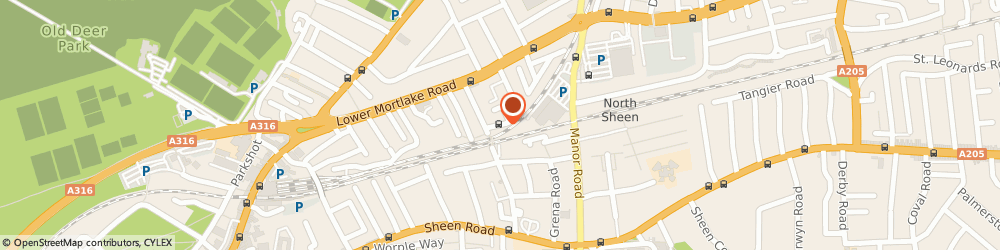 Route/map/directions to IT Support World, TW9 2JN Richmond, 3 Dee Rd, Vision House