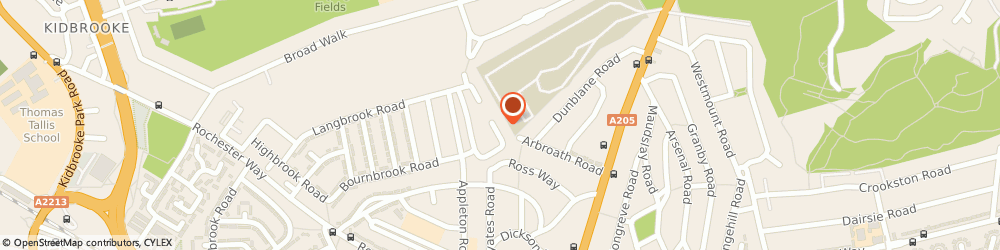 Route/map/directions to Boots Mobile Motorcycle Tyres, SE3 8LX London, 83 Flintmill Crescent