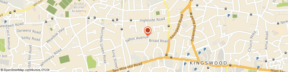 Route/map/directions to Celebration Sweets, BS15 1HE Bristol, 45 Talbot Avenue