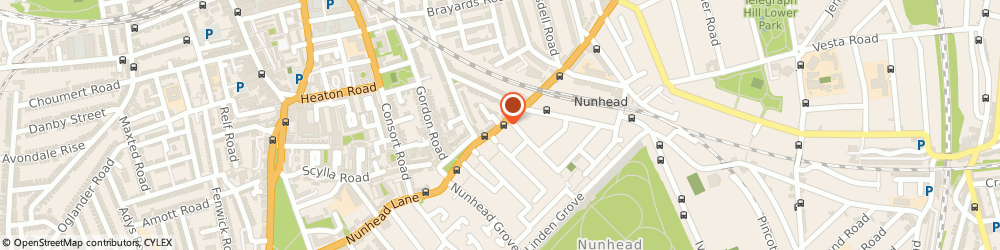 Route/map/directions to Home 2 Home Removals, SE15 3HL London, 93A Evelina Road