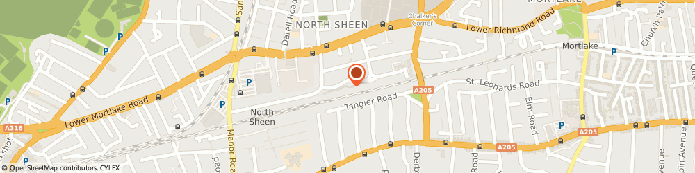 Route/map/directions to Seed Design & Construction Limited, TW9 4QT Richmond, 87 LAMBERT AVENUE
