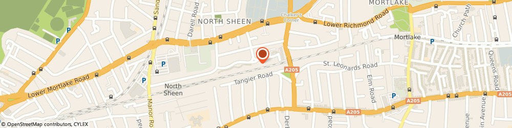 Route/map/directions to KEW ACCOUNTING LIMITED, TW9 4QS Richmond, 41 Lambert Avenue