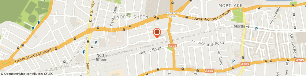 Route/map/directions to low cost Counselling, TW9 4QR Richmond, 40 Lambert Avenue