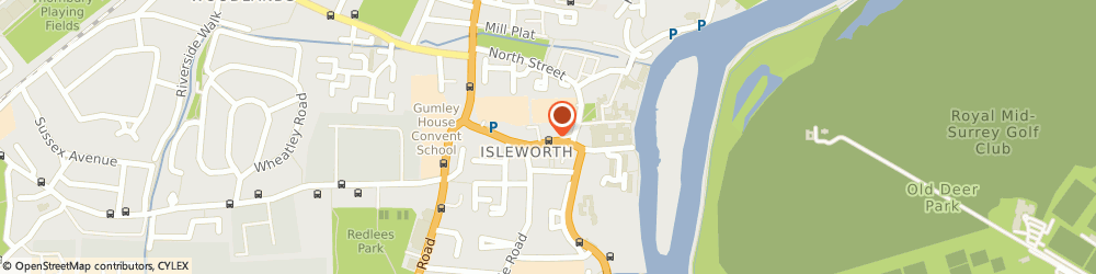 Route/map/directions to HEI HING CAFE & NOODLE BAR LIMITED, TW7 7BG Isleworth, 14 South Street