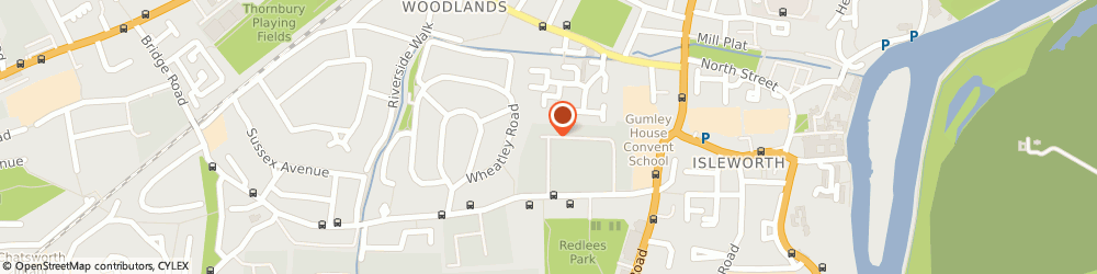 Route/map/directions to Pinewood Display, TW7 6DT Isleworth, 142, CLOCK TOWER IND EST, CLOCK TOWER ROAD