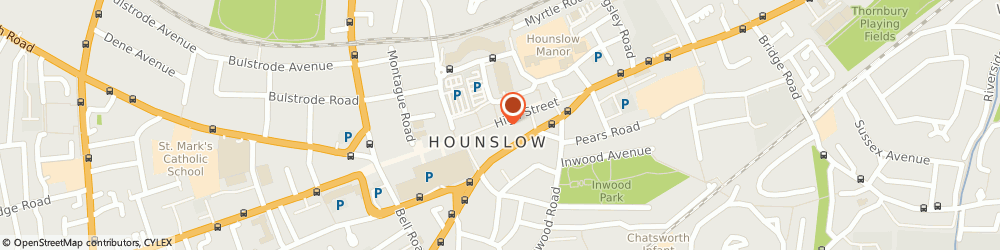 Route/map/directions to JD Sports, TW3 1QL Hounslow, 173 High Street