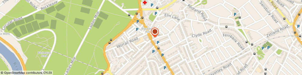 Route/map/directions to Diamond Executive Cars, BS8 2AG Bristol, Suite 204, 179 Whiteladies Road