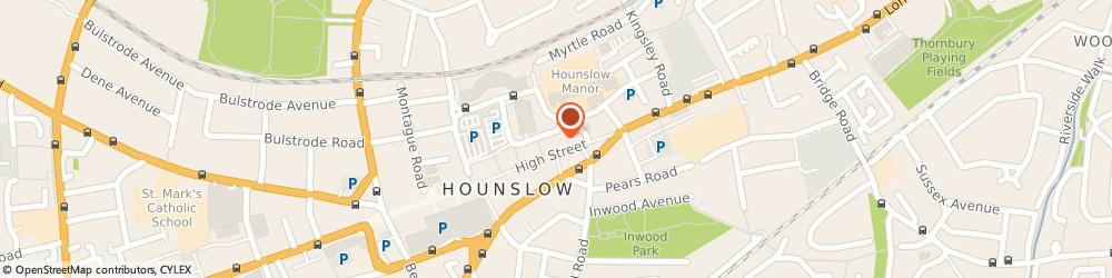 Route/map/directions to Maplin Electronics Hounslow, TW3 1NA Hounslow, 120, High Street