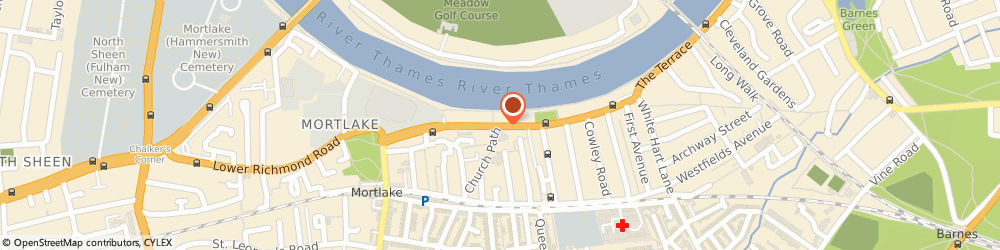 Route/map/directions to Head To Head Ltd, SW14 8SN London, UNIT 7/TIDEWAY YARD, 125 MORTLAKE HIGH STREET