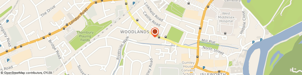 Route/map/directions to Jap & German Motorcycles, TW7 6NL Isleworth, Unit 2, Isleworth Business Complex