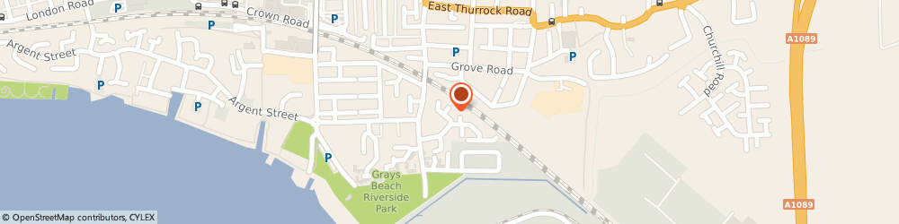 Route/map/directions to Amazing Catering Limited, RM17 6SB Grays, 119 FALCON AVENUE