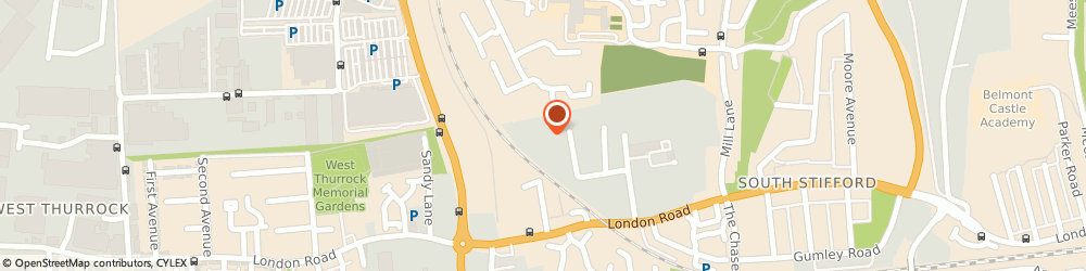 Route/map/directions to Asbestos Consultants Europe Ltd, RM20 4DP Grays, Magnet Road, West Thurrock