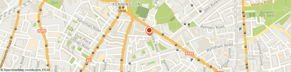 Route/map/directions to Urban Merchants Ltd, SW9 6EJ London, Hereford House, 15 Cranmer Road