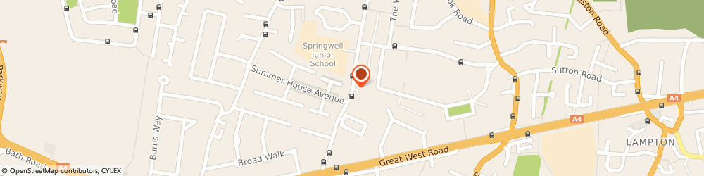 Route/map/directions to Dhawans Plumbing Services, TW5 0AG Hounslow, 138 Vicarage Farm Rd