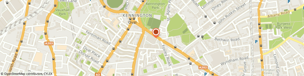 Route/map/directions to Royal National Theatre Costume Hire, SW9 6DE London, 1-3 Brixton Road
