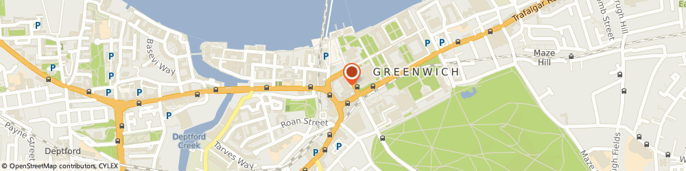 Route/map/directions to Coach & Horses, SE10 9HZ London, Greenwich Market