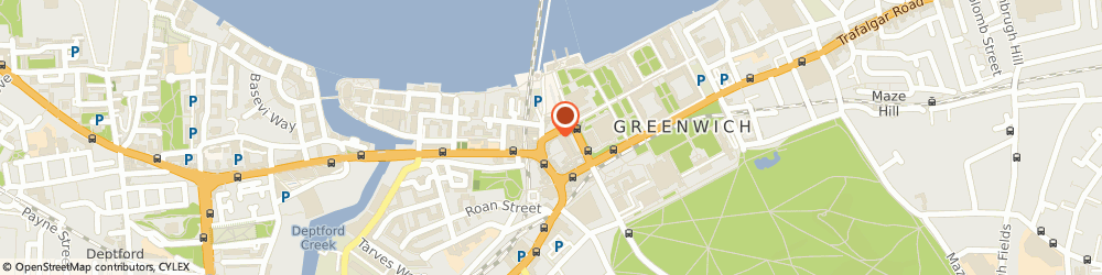 Route/map/directions to Elizabeth Avey Vintage Wedding Dresses, SE10 9HY London, 4A College Approach