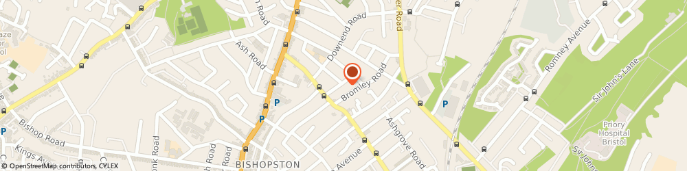 Route/map/directions to All-Trade Property Services Bristol, BS7 9PQ Bristol, 2A MILNER ROAD