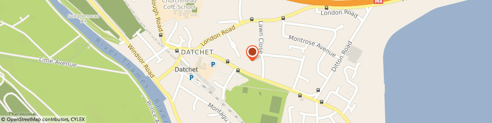 Route/map/directions to Monarch International Uk Limited, SL3 9EP Datchet, 39 HORTON ROAD