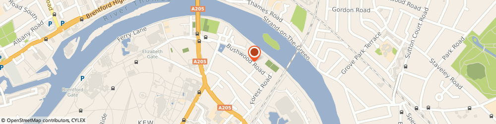 Route/map/directions to Metascope Limited, TW9 3BQ Richmond, 84 BUSHWOOD ROAD, FIRST FLOOR FLAT